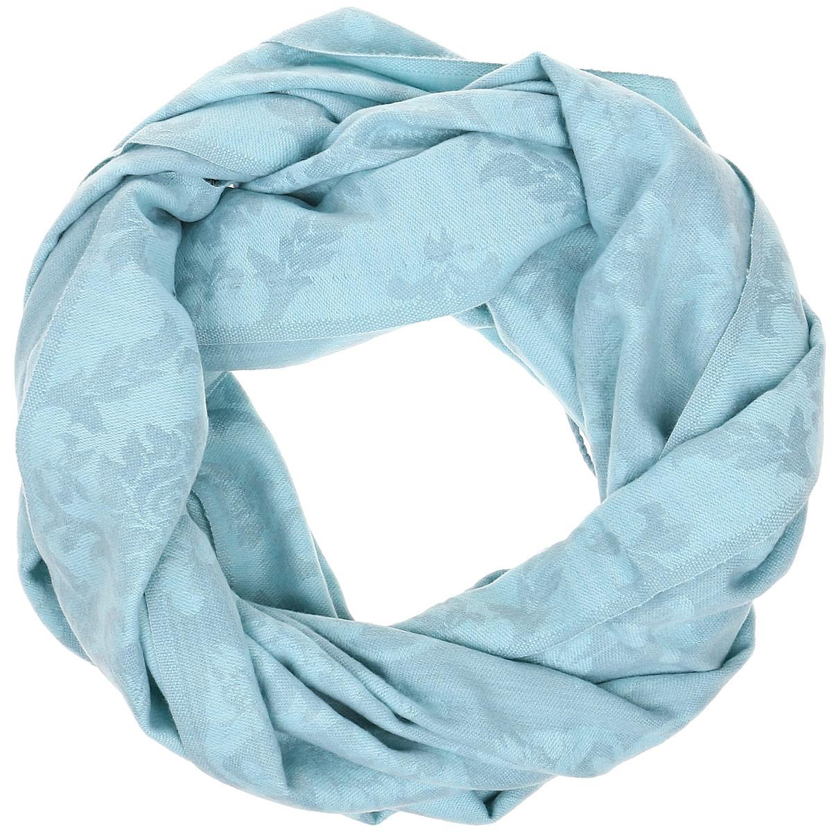 ШарфSCw-142/463-6404Модный женский шарф Sela подарит вам уют и станет стильным аксессуаром, который призван подчеркнуть вашу индивидуальность и женственность. Теплый шарф выполнен из 100% акрила, он невероятно мягкий и приятный на ощупь. Шарф оформлен оригинальным цветочным орнаментом и украшен бахромой в виде жгутиков по краям. Этот модный аксессуар гармонично дополнит образ современной женщины.