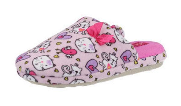 ROMA G41Домашняя обувь. Верх обуви текстиль, подошва резина.