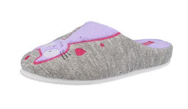 TORINO G40Домашняя обувь. Верх обуви текстиль, подошва резина.