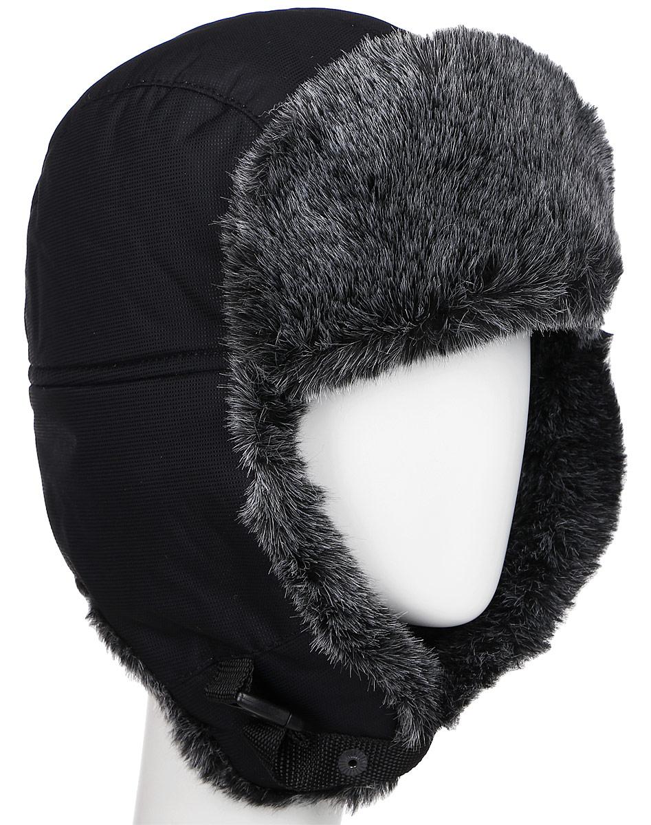 95863-504Очень теплая шапка-ушанка для зимней рыбалки и активного отдыха на свежем воздухе!