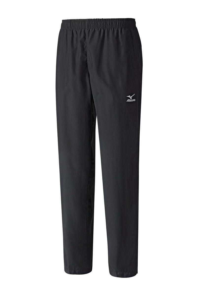 Брюки спортивные52WP251-09Влаго- и ветрозащищенные брюки выполнены из высококачественного материала. Карманы с двух сторон, низ брючин по бокам дополнен молниями. Светоотражающие детали.