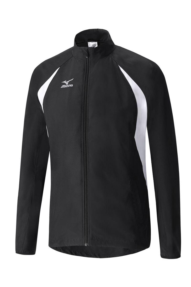 52WS251-09мВлаго- и ветрозащищенная куртка выполнена из высококачественного материала. Модель застегивается на молнию. Контрастные цветные вставки.
