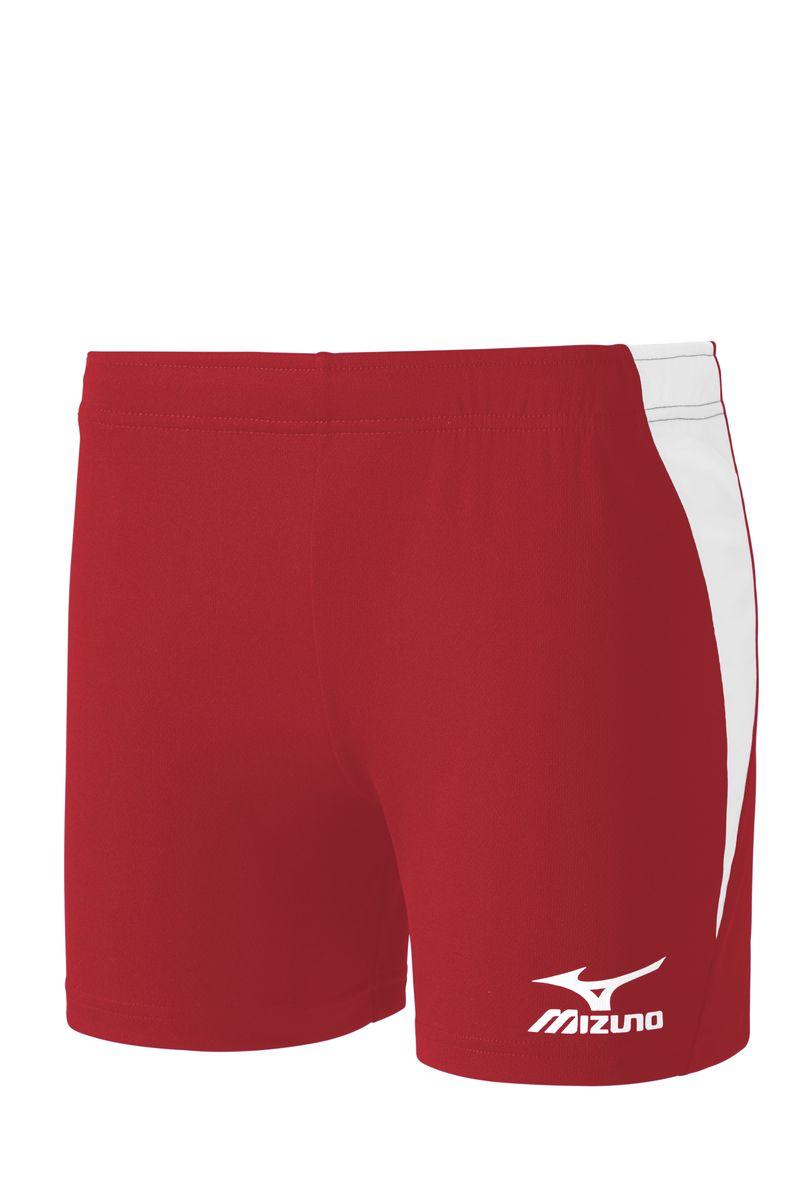 ШортыV2GB6D40-22Легкие шорты для игры в волейбол выполнены из высококачественного материала. Оформлены контрастными вставками и напечатанным логотипом Mizuno.