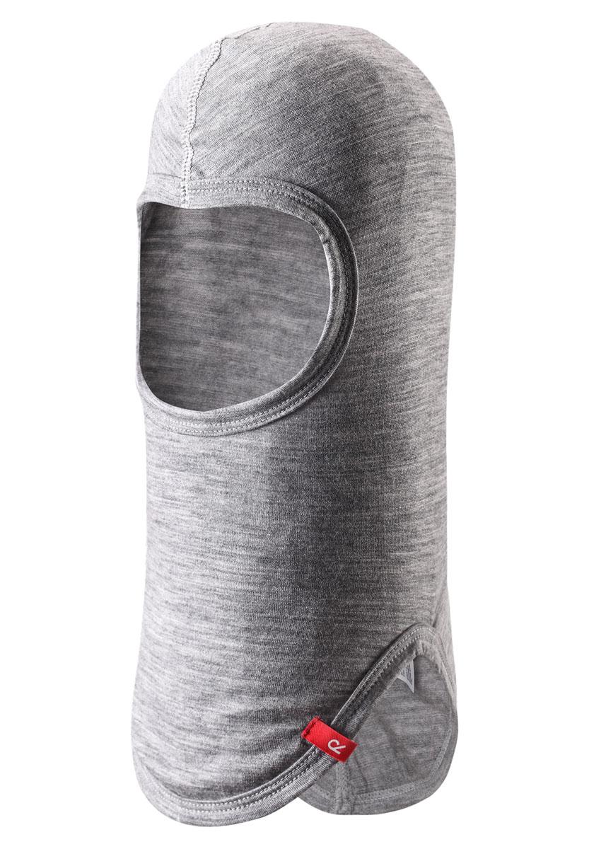 Балаклава детская528500-0110Балаклава базового слоя хорошо выводит влагу в наружные слои, а мериносовая шерсть отлично сохраняет тепло. Идеально подходит в качестве внутренней шапочки для очень холодной погоды. Можно поддевать под спортивный шлем для удобства и дополнительной защиты. Незаменим для лыжных склонов и подвижных уличных игр!
