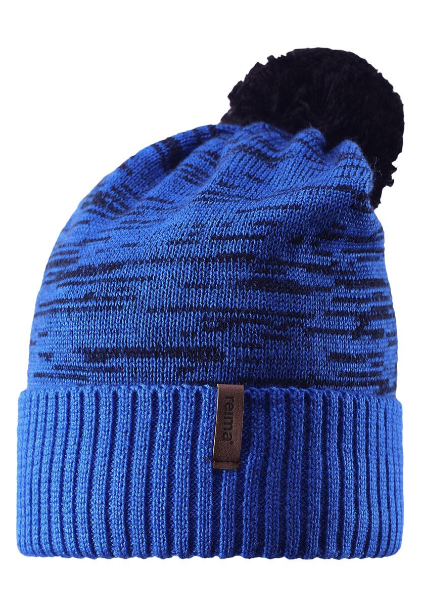 538020-0110Забавная детская шапочка-бини из смеси шерсти свободной модели создает стильный образ. Подкладка выполнена из теплого и мягкого флиса. Великолепная текстура и помпон на макушке завершают образ! Ветронепроницаемые вставки в области ушей обеспечат маленьким ушкам дополнительную защиту от холода во время отдыха на свежем воздухе.