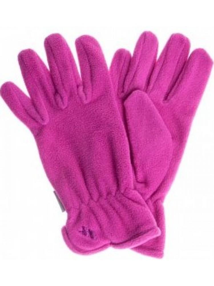 FAGLGLM20001Тонкие теплые перчатки из микрофлиса 120 г/м2