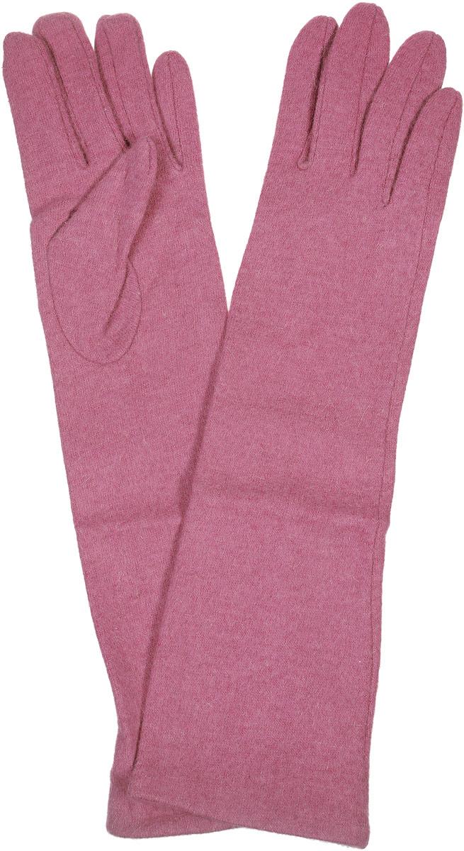 02109115232_51Элегантные женские перчатки Sabellino станут великолепным дополнением вашего образа и защитят ваши руки от холода и ветра во время прогулок. Перчатки удлиненные выполнены из плотного шерстяного трикотажа. Модель выполнена в лаконичном однотонном стиле. Такие перчатки будут оригинальным завершающим штрихом в создании современного модного образа.