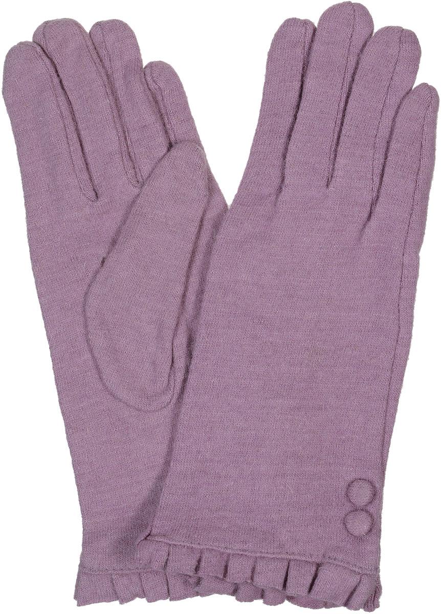 02109115226_40Элегантные женские перчатки Sabellino станут великолепным дополнением вашего образа и защитят ваши руки от холода и ветра во время прогулок. Перчатки выполнены из плотного шерстяного трикотажа. Модель выполнена в лаконичном однотонном стиле и оформлена декоративными пуговичками и плиссированными складками. Такие перчатки будут оригинальным завершающим штрихом в создании современного модного образа.