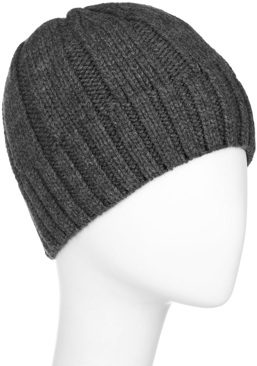 W16-21117_101Мужская шапка Finn Flare, изготовленная из шерсти и акрила, отлично подойдет для холодной погоды. Изделие дополнено теплой флисовой подкладкой. Она превосходно сохраняет тепло, мягкая и идеально прилегает к голове. Модель оформлена небольшой металлической пластиной с фирменным логотипом.