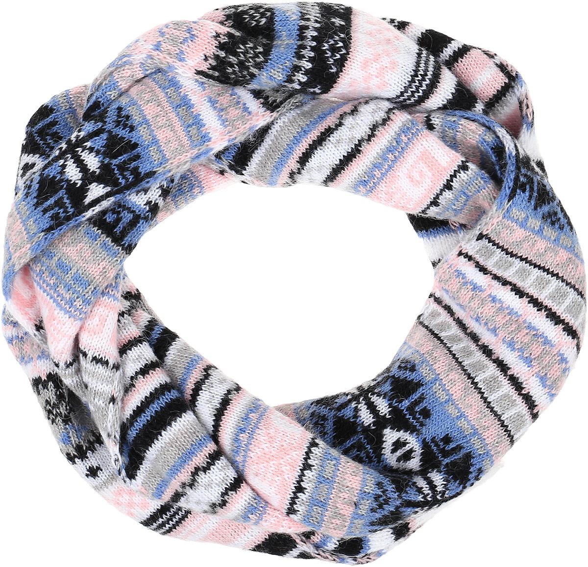 W16-12120_200Шарф Finn Flare станет отличным дополнением к вашему гардеробу в холодную погоду. Шарф, выполненный из акрила с добавлением альпаки и шерсти, очень мягкий, теплый и приятный на ощупь. Модель оформлена оригинальным принтом и дополнена металлической пластиной с названием бренда. Современный дизайн и расцветка делают этот шарф модным и стильным аксессуаром. Он подарит вам ощущение тепла, комфорта и уюта.