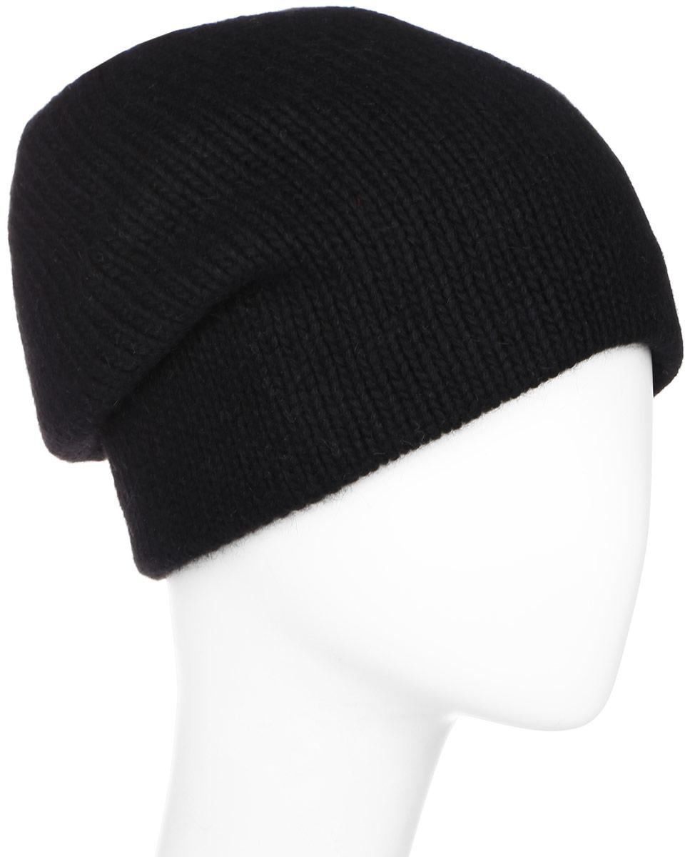 ШапкаW16-11131_200Женская шапка Finn Flare, изготовленная из шерсти с добавлением нейлона, отлично подойдет для холодной погоды. Подкладка изделия выполнена из невероятно мягкого флиса. Она превосходно сохраняет тепло, мягкая и идеально прилегает к голове. Модель оформлена небольшой металлической пластиной с фирменным логотипом и стразами.
