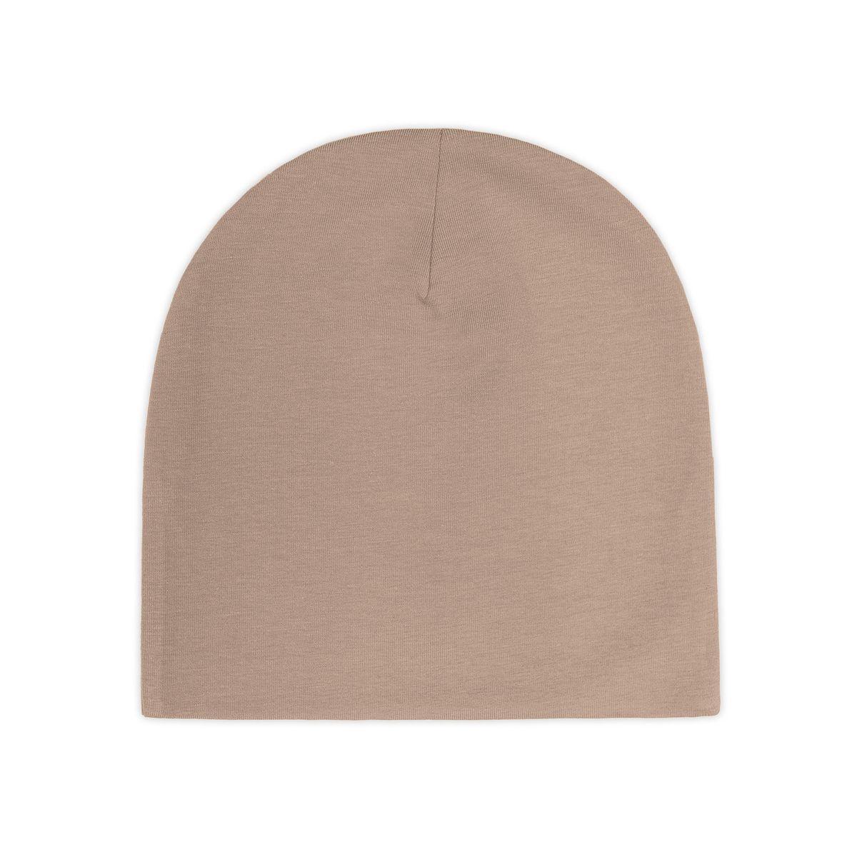 45-605Теплая шапка для мальчика Ёмаё выполнена из сочетания высококачественного хлопка с эластаном. Шапка выполнена в лаконичном однотонном стиле. Уважаемые клиенты! Размер, доступный для заказа, является обхватом головы.