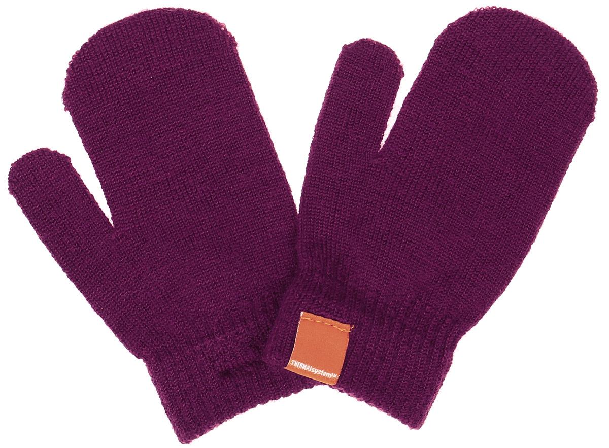Варежки детские500295_039Детские варежки Didriksons1913 Tummis идеально подойдут вашему ребенку для прогулок, они согреют руки в прохладное время года. Изготовленные из высококачественной пряжи, они обладают хорошими дышащими свойствами и хорошо удерживают тепло. Модель оформлена брендовой нашивкой. Варежки дополнены широкими трикотажными манжетами, не стягивающими запястья и надежно фиксирующими варежки на руках ребенка.
