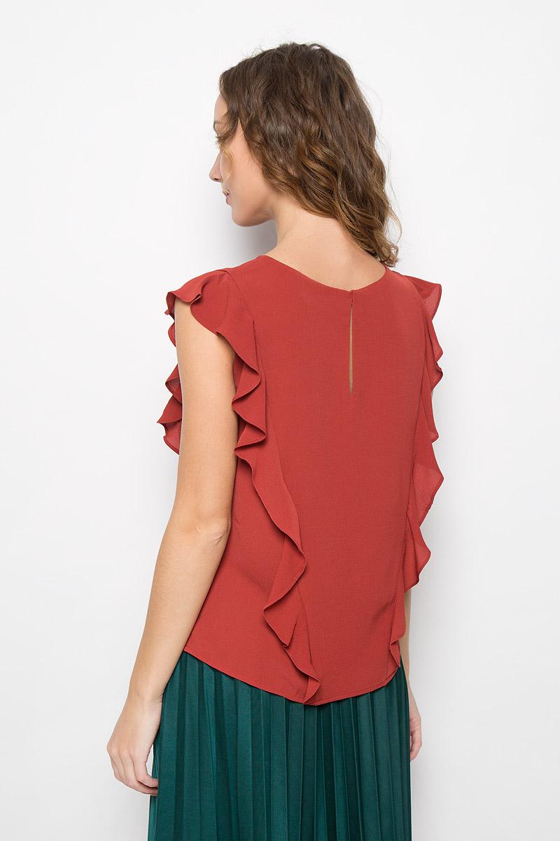 Блузка С Рюшами Купить