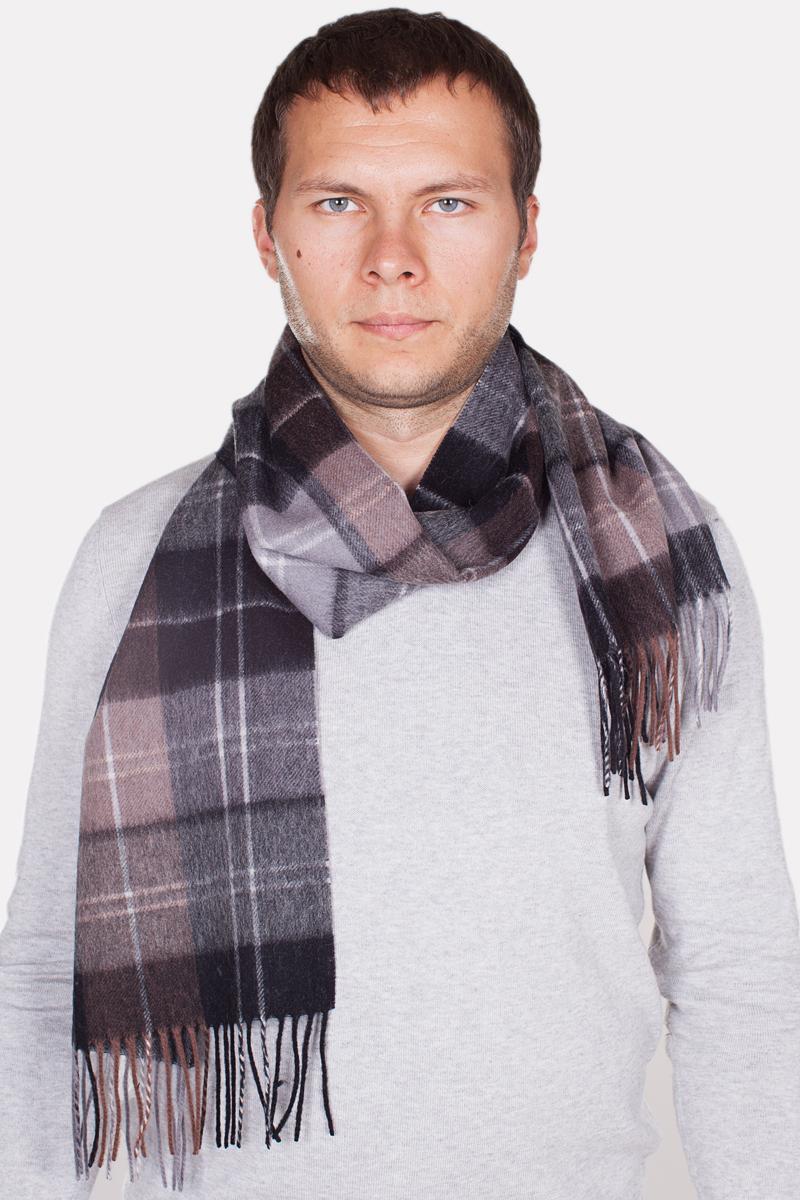 ШарфTH-21510-11Стильный шарф Paccia согреет вас в прохладную погоду и станет отличным завершением вашего образа. Шарф изготовлен из натуральной шерсти и оформлен вязкой клетка. Материал мягкий и приятный на ощупь, хорошо драпируется. По краям модель дополнена кистями бахромы. Этот модный аксессуар гармонично дополнит любой наряд и подчеркнет ваш изысканный вкус.