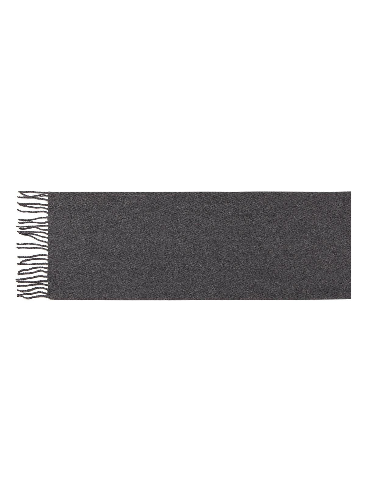 LU42-282Элегантный мужской шарф Labbra согреет вас в холодное время года, а также станет изысканным аксессуаром. Оригинальный и стильный шарф выполнен из сочетания высококачественных материалов шерсти и кашемира. Изделие оформлено оригинальным вязаным узором. По короткому краю модель оформлена бахромой.