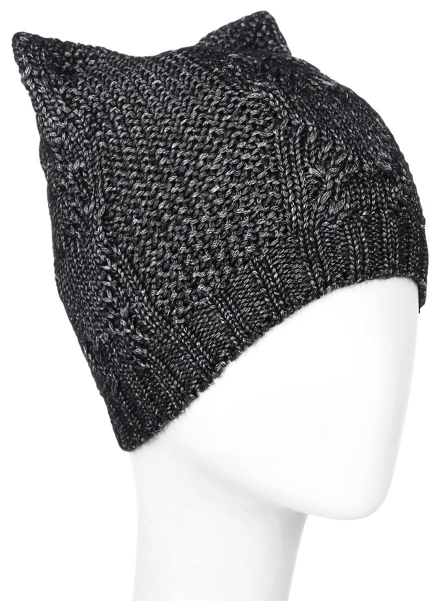ШапкаMFH7162/2Детская вязанная шапочка Marhatter станет отличным дополнением к детскому гардеробу. Верх изделия изготовлен из теплой шерсти и акрила, а подкладка из качественного полиэстера, что обеспечивает тепло и комфорт. Благодаря эластичной вязке, шапка идеально прилегает к голове ребенка. Шапка двойная оформлена крупной вязкой с узорами и вязанной резинкой по низу. Макушка изделия дополнена двумя ушками. Незаменимая вещь на прохладную погоду. Модель составит идеальный комплект с модной верхней одеждой, в ней вам будет уютно и тепло. Уважаемые клиенты! Размер, доступный для заказа, является обхватом головы.