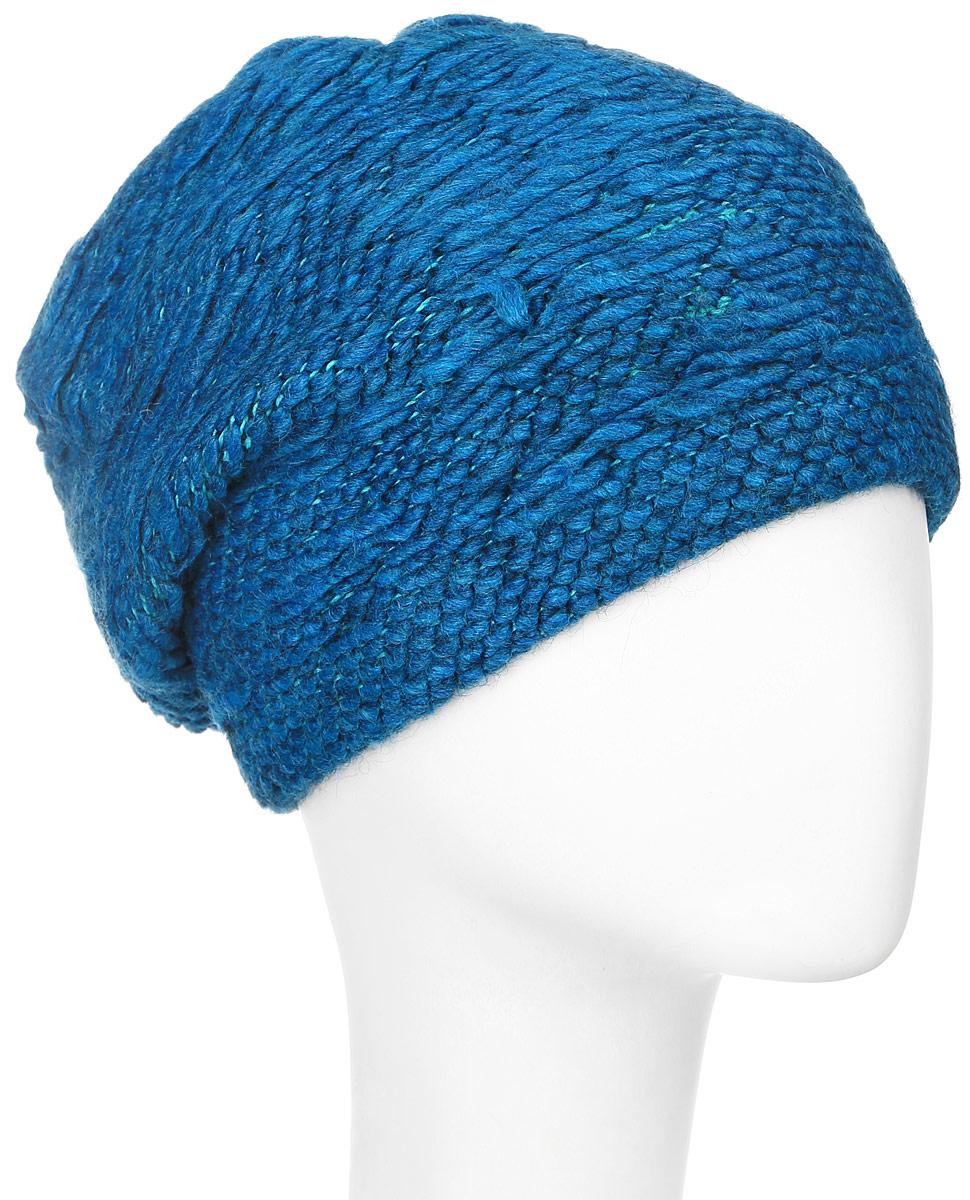 341880I-52Элегантная женская шапка Vittorio Richi отлично дополнит ваш образ в холодную погоду. Сочетание шерсти, полиамида и ангоры сохраняет тепло и обеспечивает удобную посадку, невероятную легкость и мягкость. Удлиненная шапка по низу выполнена объемной вязкой. Оформлена модель в однотонном лаконичном стиле. Модель составит идеальный комплект с модной верхней одеждой, в ней вам будет уютно и тепло. Уважаемые клиенты! Размер, доступный для заказа, является обхватом головы.