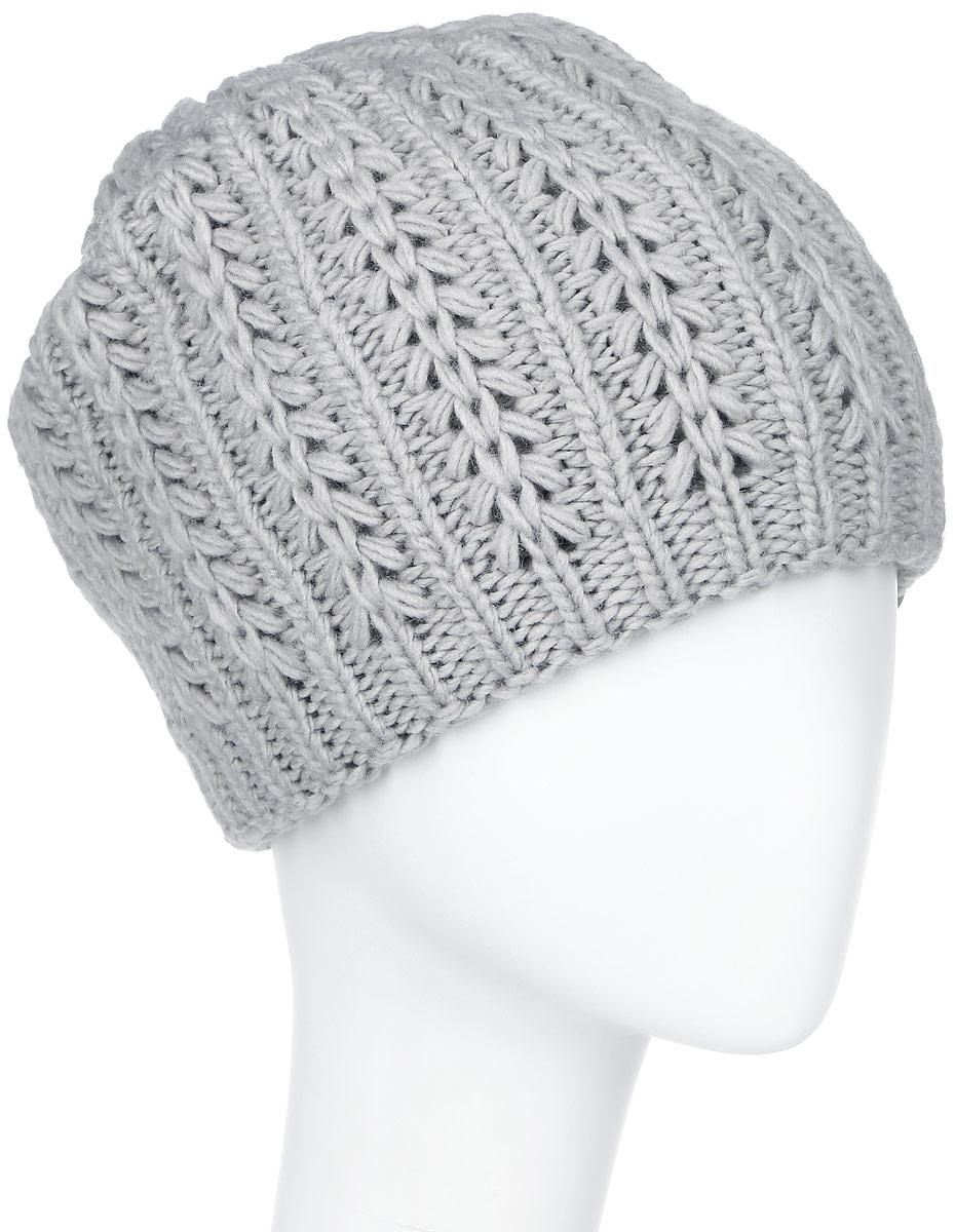 ШапкаMWH5964/8Теплая женская шапка Marhatter отлично дополнит ваш образ в холодную погоду. Сочетание шерсти и акрила максимально сохраняет тепло и обеспечивает удобную посадку, невероятную легкость и мягкость. Подкладка выполнена из мягкого флиса. Удлиненная шапка выполнена крупной вязкой и дополнена спереди фирменной нашивкой с логотипом бренда. Модель составит идеальный комплект с модной верхней одеждой, в ней вам будет уютно и тепло. Уважаемые клиенты! Размер, доступный для заказа, является обхватом головы.
