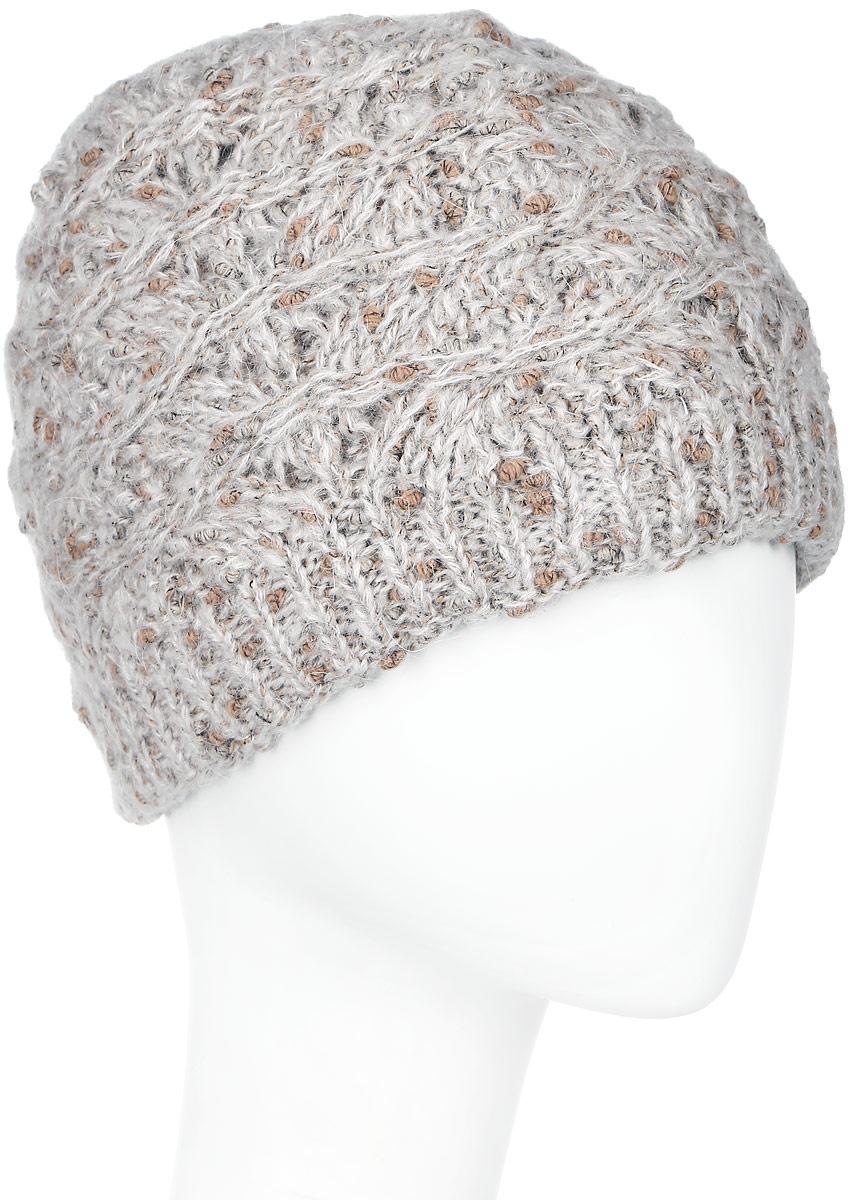 ШапкаSWH6030/3Теплая женская шапка Snezhna отлично дополнит ваш образ в холодную погоду. Сочетание шерсти, полиамида и мохера сохраняет тепло и обеспечивает удобную посадку, невероятную легкость и мягкость. Шапка выполнена вязанным узором, а по низу дополнена вязанной резинкой. Незаменимая вещь на прохладную погоду. Модель составит идеальный комплект с модной верхней одеждой, в ней вам будет уютно и тепло. Уважаемые клиенты! Размер, доступный для заказа, является обхватом головы.
