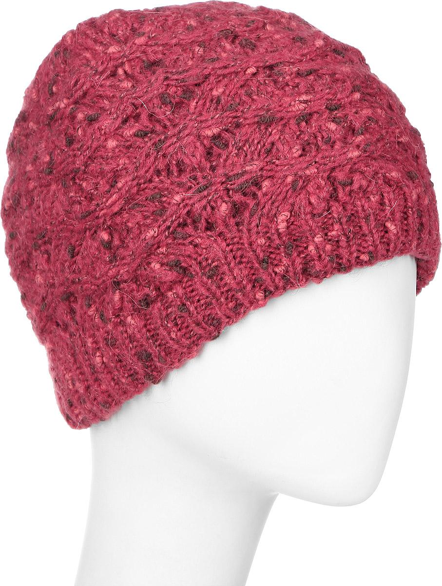 SWH6030/3Теплая женская шапка Snezhna отлично дополнит ваш образ в холодную погоду. Сочетание шерсти, полиамида и мохера сохраняет тепло и обеспечивает удобную посадку, невероятную легкость и мягкость. Шапка выполнена вязанным узором, а по низу дополнена вязанной резинкой. Незаменимая вещь на прохладную погоду. Модель составит идеальный комплект с модной верхней одеждой, в ней вам будет уютно и тепло. Уважаемые клиенты! Размер, доступный для заказа, является обхватом головы.