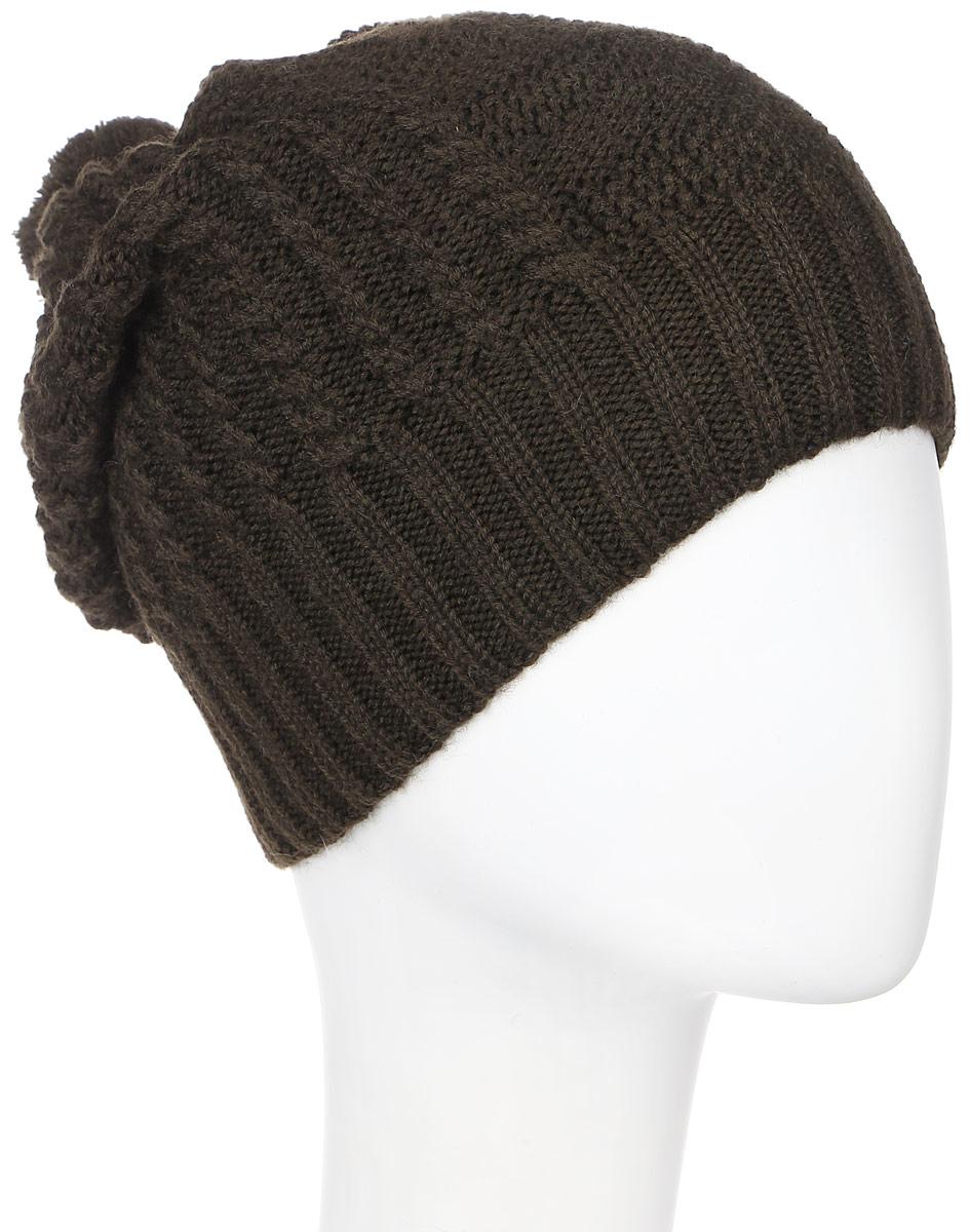 ШапкаMYH6212/1Теплая мужская шапка Marhatter отлично дополнит ваш образ в холодную погоду. Сочетание шерсти и акрила максимально сохраняет тепло и обеспечивает удобную посадку, невероятную легкость и мягкость. Подкладка выполнена из мягкого флиса. Шапка оформлена вязанным узором, по низу выполнена вязанной резинкой. Макушка изделия дополнена пушистым небольшим помпоном. Незаменимая вещь на прохладную погоду. Модель составит идеальный комплект с модной верхней одеждой, в ней вам будет уютно и тепло. Уважаемые клиенты! Размер, доступный для заказа, является обхватом головы.