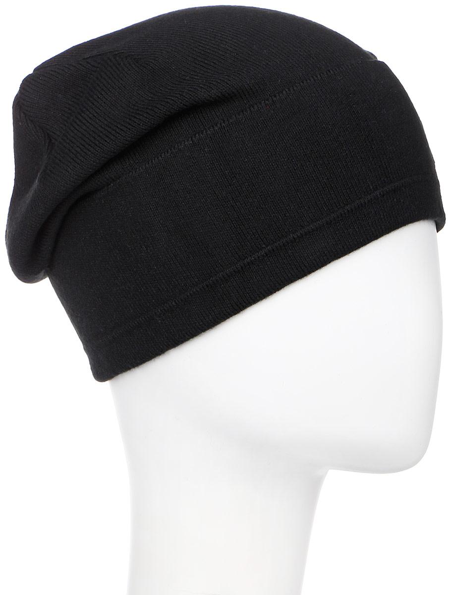 ШапкаRYH6984Теплая мужская шапка Elfrio отлично дополнит ваш образ в холодную погоду. Выполненная модель из высококачественного акрила, сохраняет тепло и обеспечивает удобную посадку, невероятную легкость и мягкость. Удлиненная шапка выполнена мелкой вязкой и дополнена небольшим отворотом с фирменной нашивкой. Модель составит идеальный комплект с модной верхней одеждой, в ней вам будет уютно и тепло. Уважаемые клиенты! Размер, доступный для заказа, является обхватом головы.