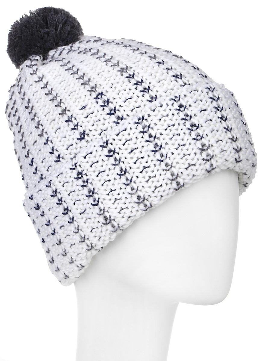MYH6969/3Теплая мужская шапка Marhatter отлично дополнит ваш образ в холодную погоду. Сочетание шерсти и акрила максимально сохраняет тепло и обеспечивает удобную посадку, невероятную легкость и мягкость. Шапка двойная с отворотом, который можно регулировать по ширине. Модель выполнена контрастными нитями, а на макушке оформлена небольшим пушистым помпоном. Незаменимая вещь на прохладную погоду. Модель составит идеальный комплект с модной верхней одеждой, в ней вам будет уютно и тепло. Уважаемые клиенты! Размер, доступный для заказа, является обхватом головы.