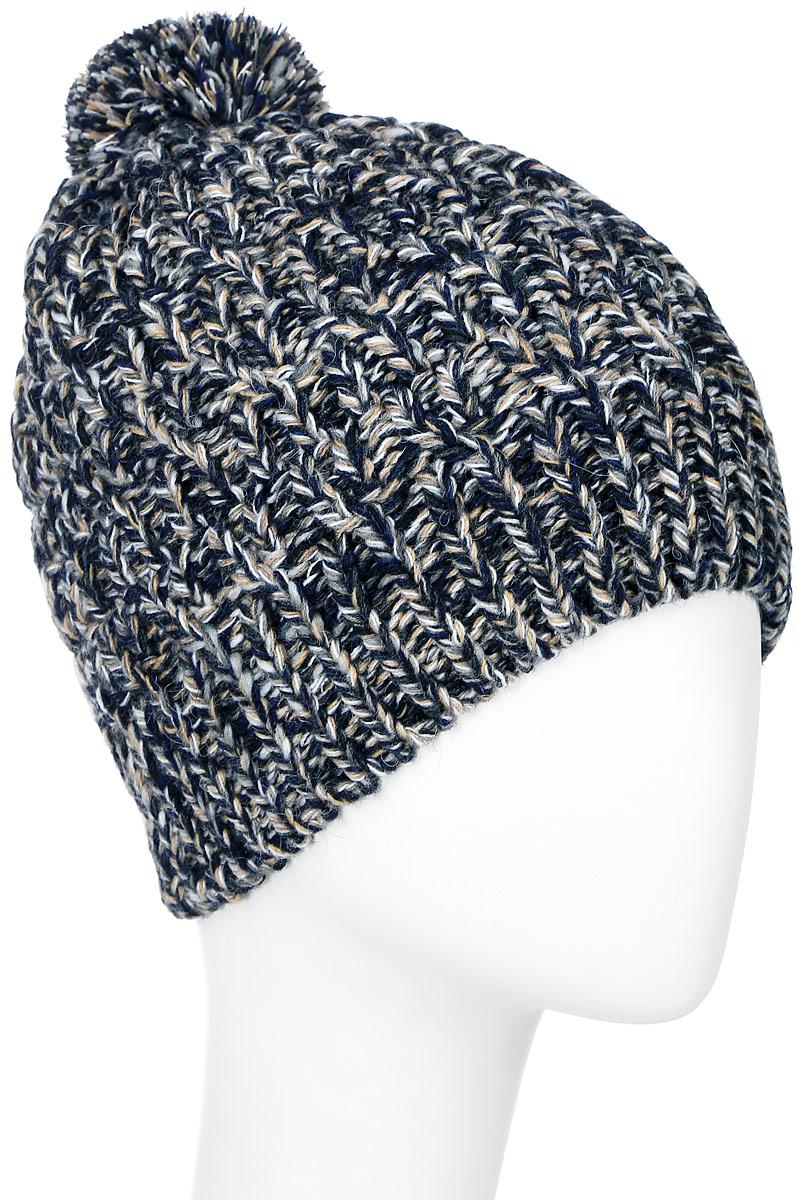 ШапкаMYH7110/2Теплая мужская шапка Marhatter отлично дополнит ваш образ в холодную погоду. Сочетание шерсти и акрила максимально сохраняет тепло и обеспечивает удобную посадку, невероятную легкость и мягкость. Подкладка выполнена из мягкого флиса. Шапка двойная без отворота по краю связана резинкой и оформлена контрастным принтом. На макушке оформлен небольшой пушистый помпон и спереди изделие дополнено нашивкой с названием бренда. Незаменимая вещь на прохладную погоду. Модель составит идеальный комплект с модной верхней одеждой, в ней вам будет уютно и тепло. Уважаемые клиенты! Размер, доступный для заказа, является обхватом головы.