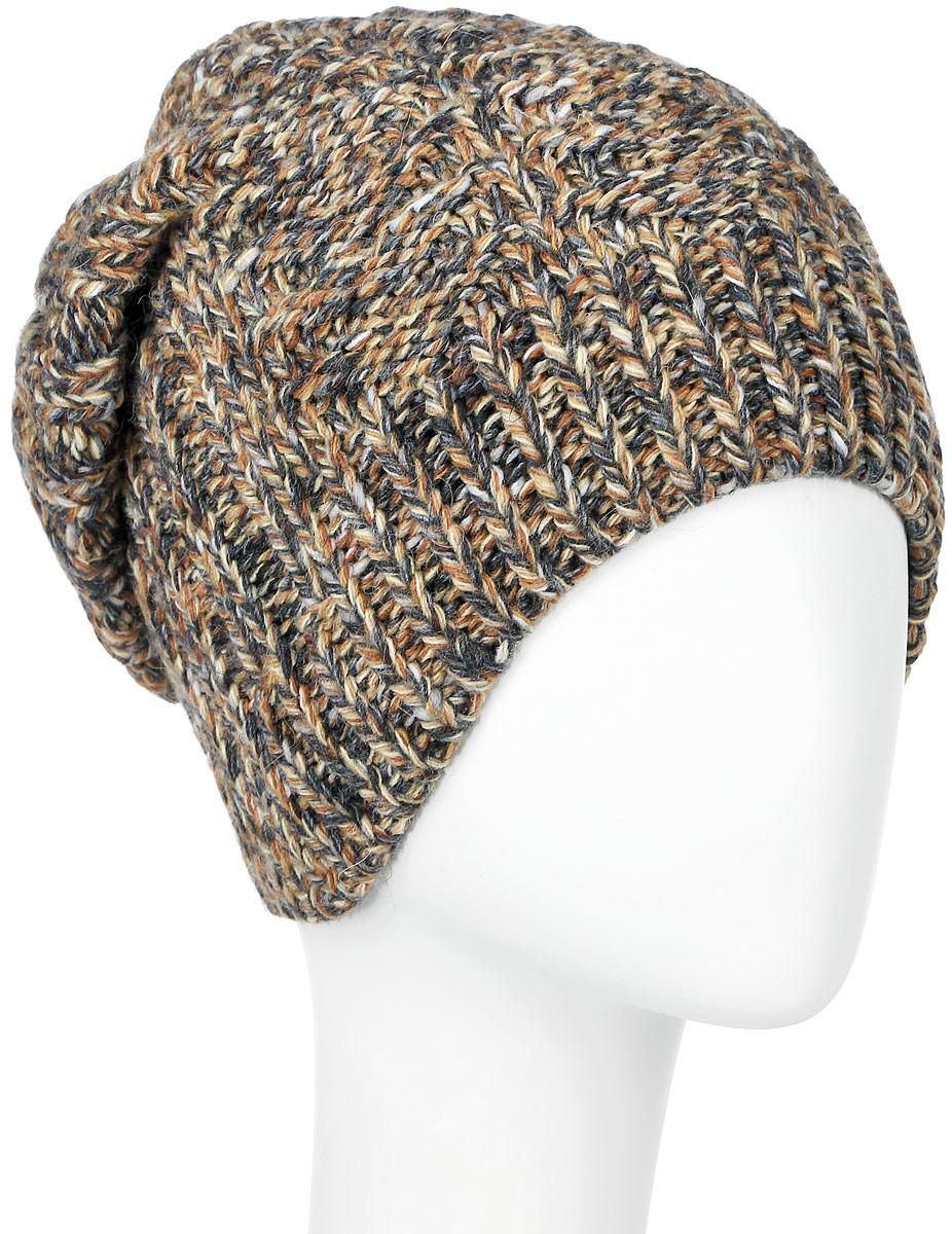 ШапкаMYU7096/2Теплая мужская шапка Marhatter отлично дополнит ваш образ в холодную погоду. Сочетание теплой шерсти, акрила и альпаки максимально сохраняет тепло и обеспечивает удобную посадку, невероятную легкость и мягкость. Подкладка выполнена из мягкого флиса. Шапка двойная с удлиненной макушкой, которая пришита сзади модели, связана контрастными нитками. По низу изделие выполнено вязанной резинкой, а по бокам немного удлинено. Незаменимая вещь на прохладную погоду. Модель составит идеальный комплект с модной верхней одеждой, в ней вам будет уютно и тепло. Уважаемые клиенты! Размер, доступный для заказа, является обхватом головы.