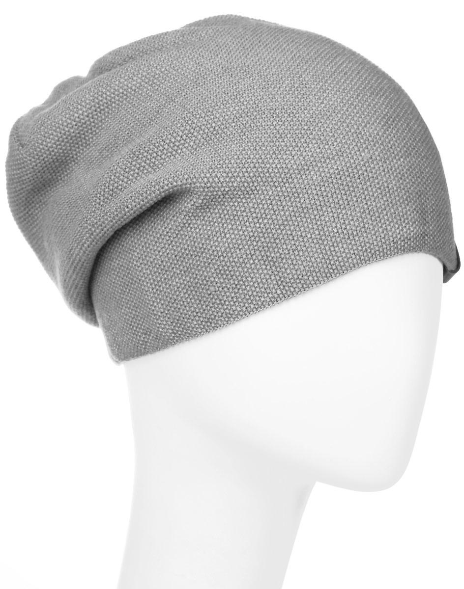 ШапкаMMH6424/3Теплая мужская шапка Marhatter отлично дополнит ваш образ в холодную погоду. Сочетание шерсти и акрила максимально сохраняет тепло и обеспечивает удобную посадку. Удлиненная двойная шапка выполнена в однотонном лаконичном стиле и дополнена фирменной нашивкой с названием бренда. Уважаемые клиенты! Размер, доступный для заказа, является обхватом головы.