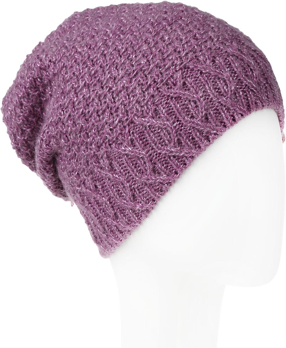 MWH6766/2Теплая женская шапка Marhatter отлично дополнит ваш образ в холодную погоду. Сочетание шерсти и акрила максимально сохраняет тепло и обеспечивает удобную посадку, невероятную легкость и мягкость. Подкладка выполнена из мягкого флиса. Удлиненная шапка выполнена вязкой с узорами и дополнена фирменной нашивкой с логотипом бренда. Модель составит идеальный комплект с модной верхней одеждой, в ней вам будет уютно и тепло. Уважаемые клиенты! Размер, доступный для заказа, является обхватом головы.
