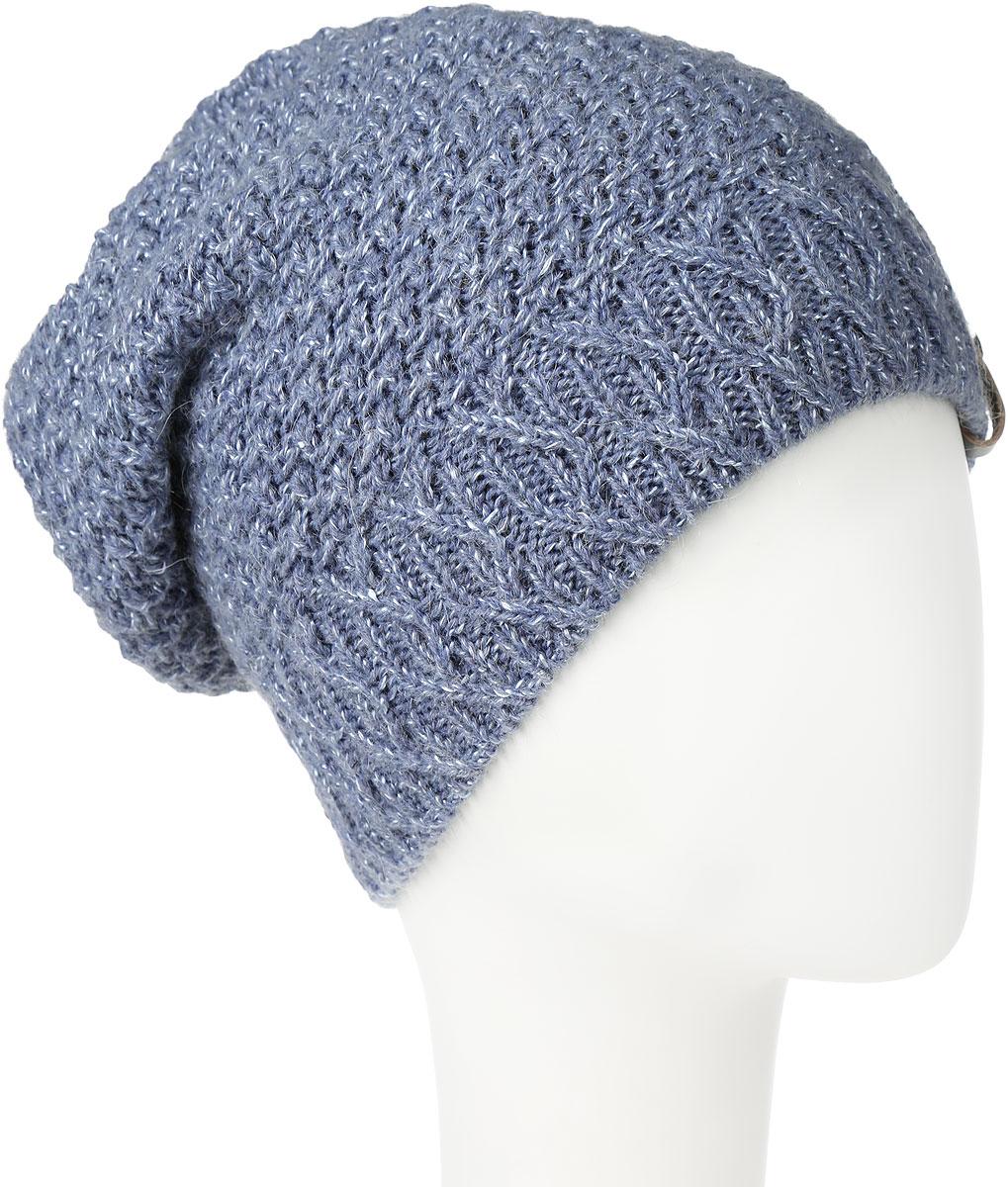 ШапкаMWH6766/2Теплая женская шапка Marhatter отлично дополнит ваш образ в холодную погоду. Сочетание шерсти и акрила максимально сохраняет тепло и обеспечивает удобную посадку, невероятную легкость и мягкость. Подкладка выполнена из мягкого флиса. Удлиненная шапка выполнена вязкой с узорами и дополнена фирменной нашивкой с логотипом бренда. Модель составит идеальный комплект с модной верхней одеждой, в ней вам будет уютно и тепло. Уважаемые клиенты! Размер, доступный для заказа, является обхватом головы.