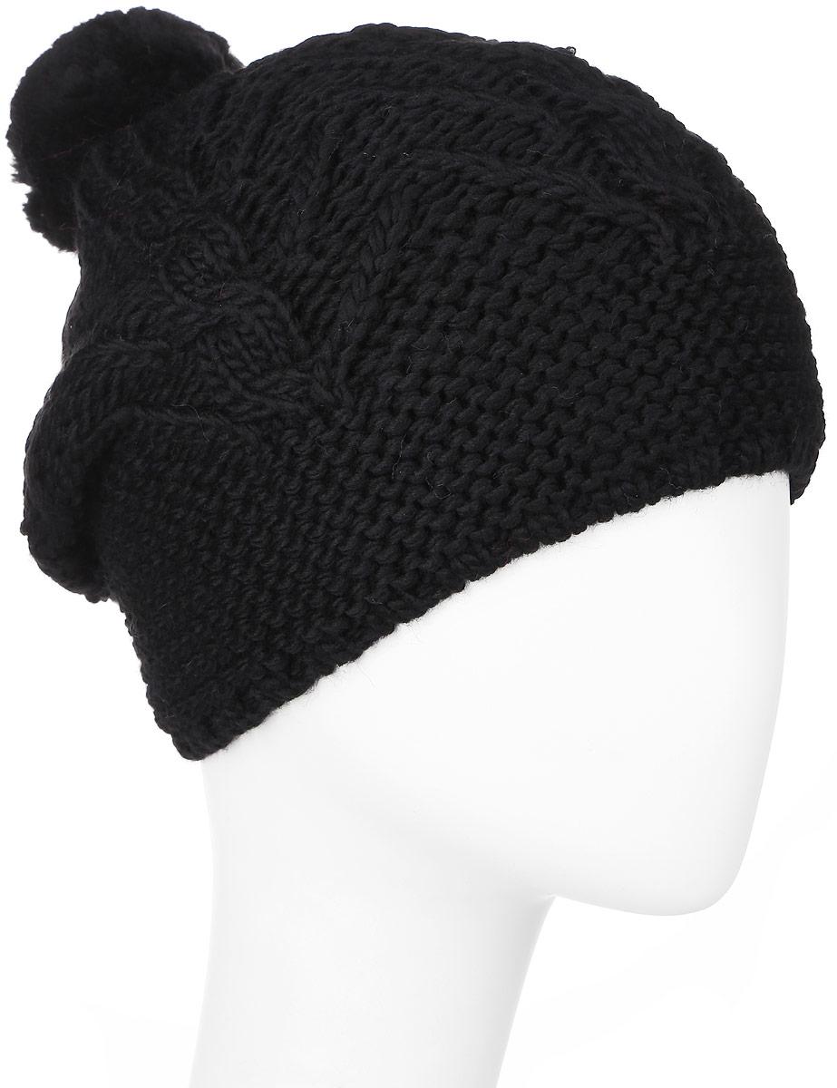 Шапка4465Теплая женская шапка Marhatter отлично дополнит ваш образ в холодную погоду. Сочетание шерсти и акрила максимально сохраняет тепло и обеспечивает удобную посадку, невероятную легкость и мягкость. Подкладка выполнена из мягкого флиса. Шапка выполнена в лаконичном однотонном стиле. Спереди модель дополнена нашивкой с надписью логотипа бренда и металлической пластиной на которой изображена снежинка. Макушка шапки дополнена пушистым помпоном. Модель составит идеальный комплект с модной верхней одеждой, в ней вам будет уютно и тепло. Уважаемые клиенты! Размер, доступный для заказа, является обхватом головы.