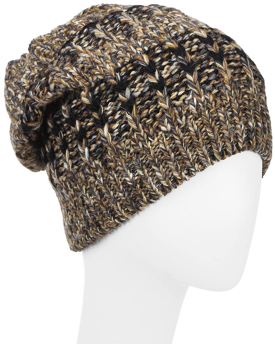 MYH7189/2Теплая мужская шапка Marhatter отлично дополнит ваш образ в холодную погоду. Сочетание шерсти и акрила максимально сохраняет тепло и обеспечивает удобную посадку, невероятную легкость и мягкость. Подкладка выполнена из мягкого флиса. Удлиненная шапка двойная без отворота по краю связана резинкой и оформлена контрастным принтом. Макушка загнута и пришита к затылку изделия. Незаменимая вещь на прохладную погоду. Модель составит идеальный комплект с модной верхней одеждой, в ней вам будет уютно и тепло. Уважаемые клиенты! Размер, доступный для заказа, является обхватом головы.