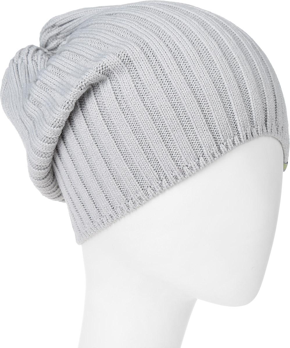 ШапкаRYH6626Теплая мужская шапка Elfrio отлично дополнит ваш образ в холодную погоду. Выполненная модель из высококачественного акрила, сохраняет тепло и обеспечивает удобную посадку, невероятную легкость и мягкость. Удлиненная шапка выполнена мелкой вязанной резинкой и дополнена небольшой нашивкой с названием бренда. Уважаемые клиенты! Размер, доступный для заказа, является обхватом головы.