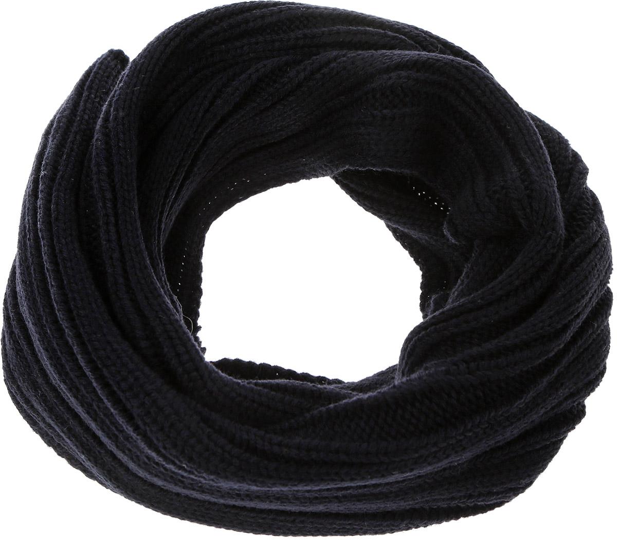 ШарфRBS7026Стильный детский шарф Elfrio идеально подойдет для прогулок в холодное время года. Модель обладает хорошими дышащими свойствами и хорошо удерживает тепло, т.к. выполнен из акриловой пряжи. Выполнен шарф в лаконичном однотонном стиле.