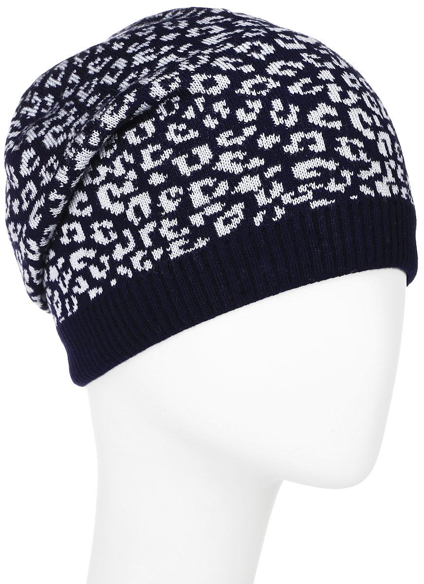 ШапкаRWH7054/1Женская шапка Elfrio, выполненная из 100% акрила, отлично дополнит ваш образ в холодную погоду. Мягкая подкладка изготовлена из 100% полиэстера. По низу модель связана резинкой. Оформлено изделие вязаным узором. Шапка составит идеальный комплект с модной верхней одеждой и подарит вам уют и тепло. Уважаемые клиенты! Размер, доступный для заказа, является обхватом головы.
