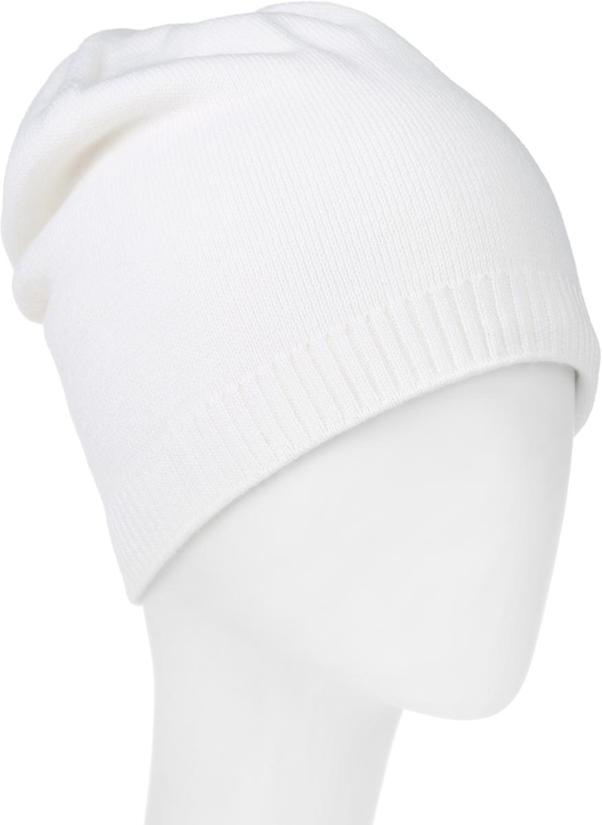 MWH5280/3Теплая женская шапка Marhatter отлично дополнит ваш образ в холодную погоду. Сочетание шерсти и акрила максимально сохраняет тепло и обеспечивает удобную посадку. Шапка двойная выполнена в лаконичном однотонном стиле. Оформлена модель фирменной нашивкой с логотипом бренда. Уважаемые клиенты! Размер, доступный для заказа, является обхватом головы.