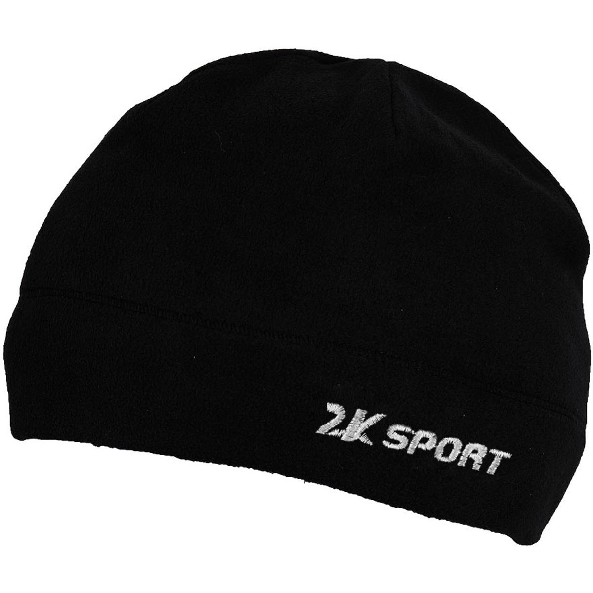 124033-2_blackТеплая флисовая шапка. Состав: Поларфлис (100% полиэстер).