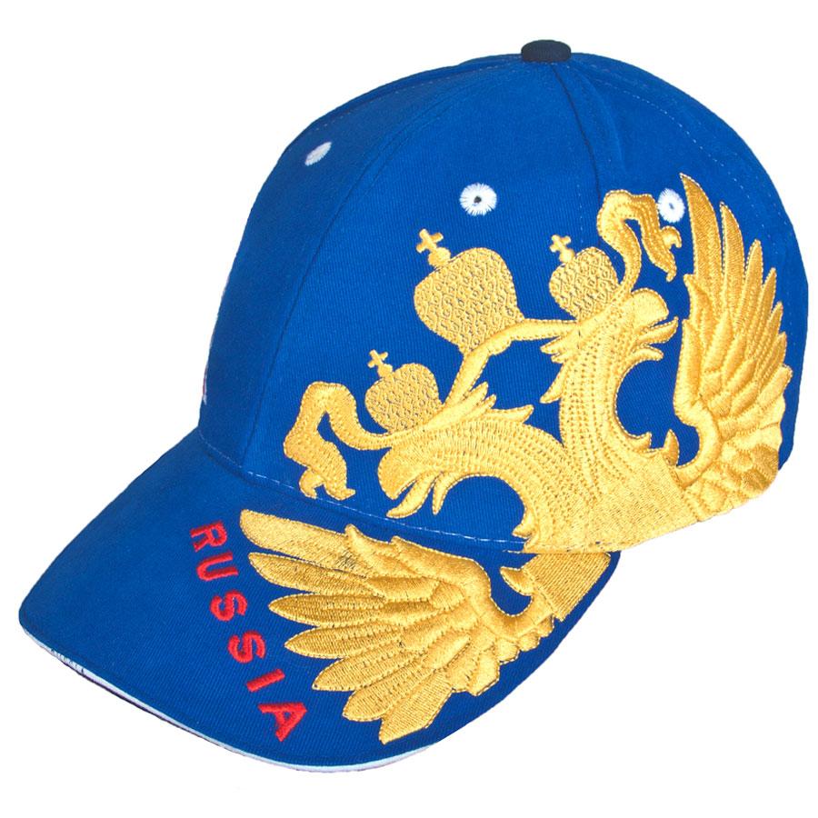 124237_redКлассическая бейсболка с символикой Россиийской Федерации и с регулируемым ремешком. Состав: 100% хлопок. Плотность бейсболки 200 г/м2. Перфорация для вентиляции воздуха.