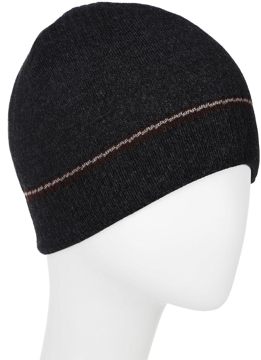 MMH4745/3Теплая мужская шапка Marhatter отлично дополнит ваш образ в холодную погоду. Сочетание шерсти и акрила максимально сохраняет тепло и обеспечивает удобную посадку. Подкладка выполнена из мягкого флиса. Классическая шапка выполнена в лаконичном стиле и дополнена фирменной нашивкой. Уважаемые клиенты! Размер, доступный для заказа, является обхватом головы.