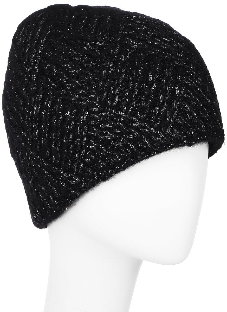 Шапка351856E-54Теплая женская шапка Vittorio Richi отлично дополнит ваш образ в холодную погоду. Сочетание высококачественных материалов сохраняет тепло и обеспечивает удобную посадку, невероятную легкость и мягкость. Классическая шапка выполнена крупной вязкой с узорами. Модель составит идеальный комплект с модной верхней одеждой, в ней вам будет уютно и тепло. Уважаемые клиенты! Размер, доступный для заказа, является обхватом головы.