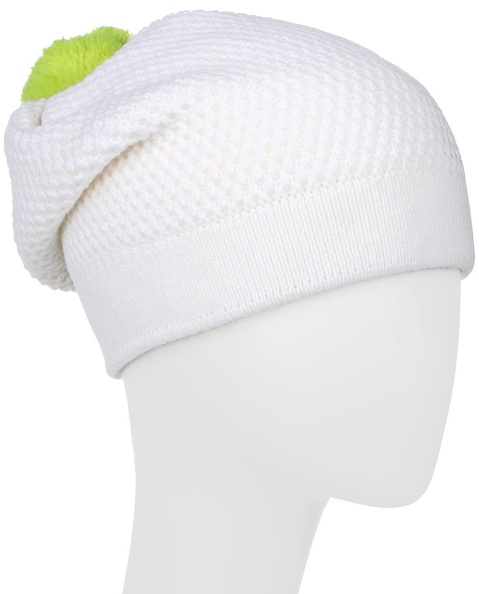 ШапкаMYH6141/6Теплая мужская шапка Marhatter отлично дополнит ваш образ в холодную погоду. Сочетание шерсти и акрила максимально сохраняет тепло и обеспечивает удобную посадку. Подкладка выполнена из высококачественного полиэстера. Удлиненная шапка оформлена оригинальной вязкой и дополнена на макушке небольшим помпоном. Уважаемые клиенты! Размер, доступный для заказа, является обхватом головы.