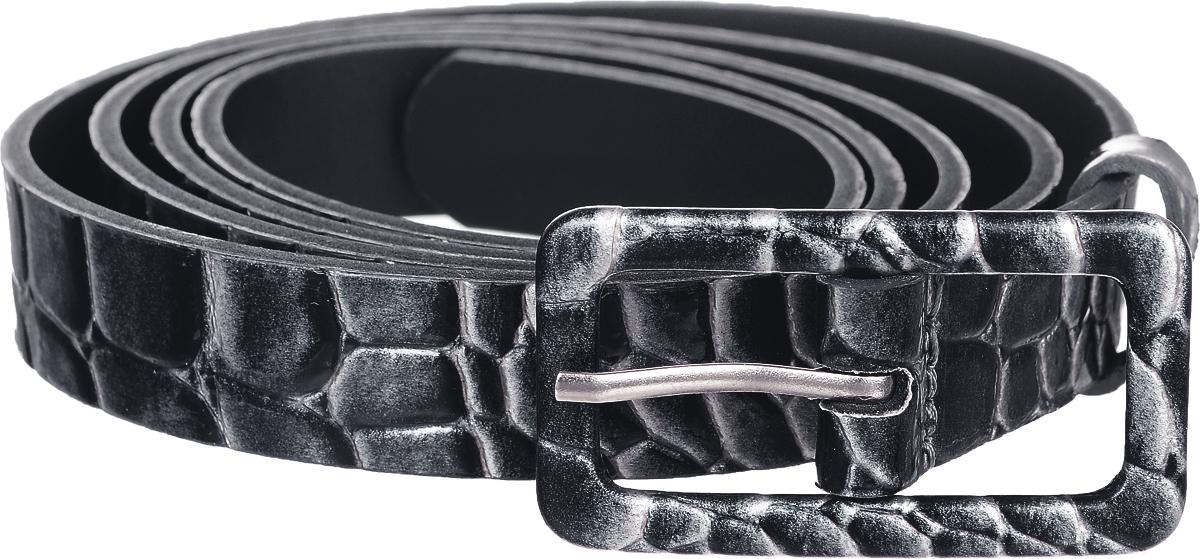 Ремень2220RU-112-3/20Стильный ремень Vittorio Richi выполнен из высококачественной лаковой экокожи с тиснением под рептилию. Металлическая пряжка, оформленная накладкой из экокожи, позволит легко и быстро зафиксировать ремень и отрегулировать его длину. Уважаемые клиенты! Обращаем ваше внимание на тот факт, что размер ремня, доступный для заказа, является его длиной.