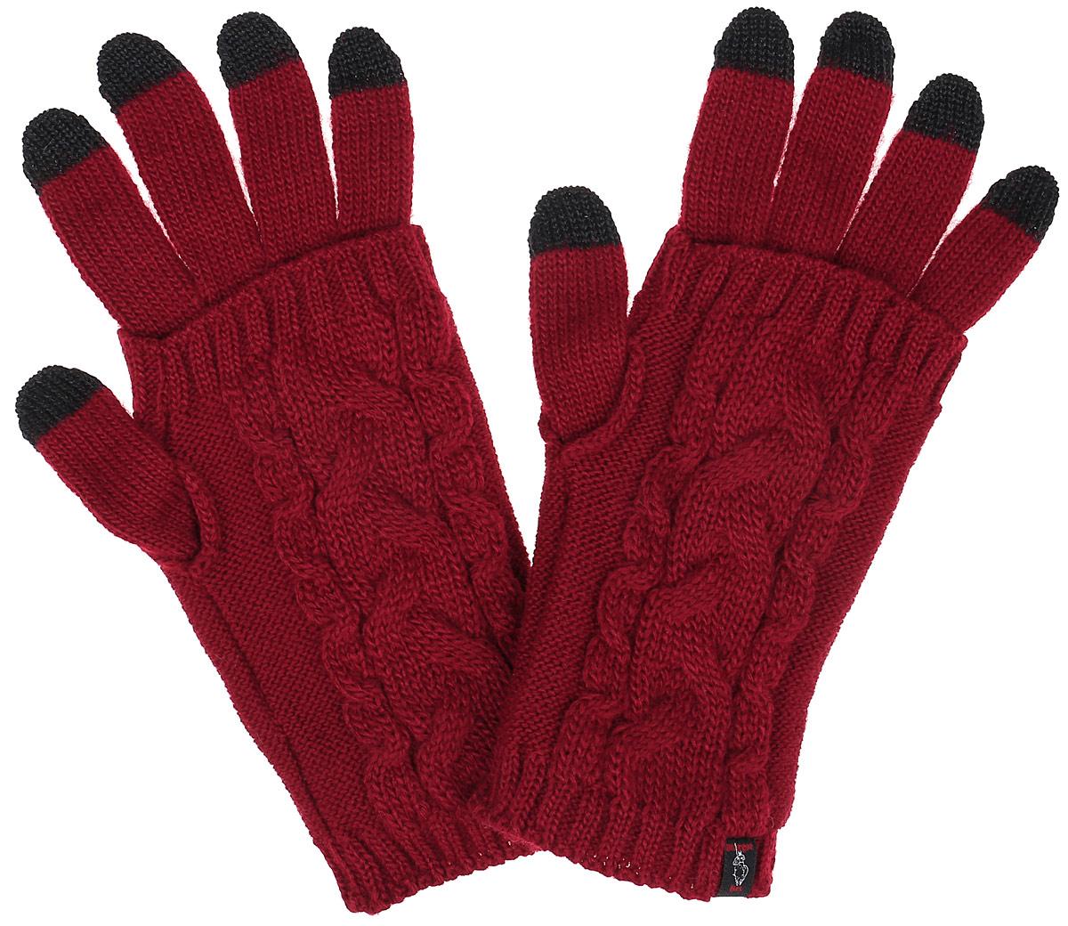 Tangala-22Вязаные перчатки для девочки Margot Bis Tangala идеально подойдут для прогулок в прохладное время года. Изготовленные из 100% акрила, они необычайно мягкие и приятные на ощупь. На пальцах специальные волокна, дающие возможность пользоваться тачскрином смартфона или планшета, находясь в тепле не снимая перчатку. Изделие дополнено широкими эластичными манжетами, не стягивающими запястья и надежно фиксирующими их на ручках ребенка. Манжеты связаны резинкой. Модель дополнена съемными вязаными митенками. Современный дизайн и расцветка делают эти перчатки модным и стильным предметом детского гардероба.