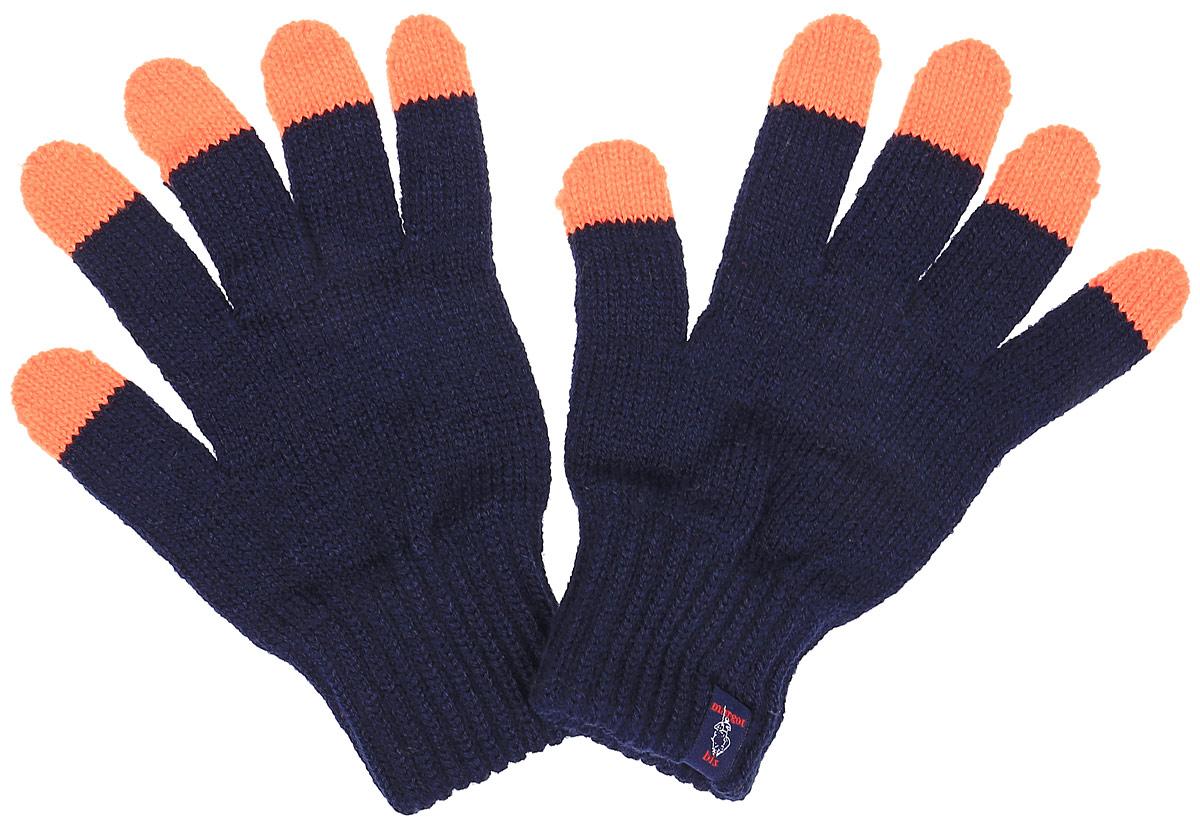Перчатки детскиеDARKNESS-22Вязаные перчатки для девочки Margot Bis Darkness идеально подойдут для прогулок в прохладное время года. Изготовленные из 100% акрила, они необычайно мягкие и приятные на ощупь. Изделие дополнено широкими эластичными манжетами, не стягивающими запястья и надежно фиксирующими их на ручках ребенка. Манжеты связаны резинкой. Современный дизайн и расцветка делают эти перчатки модным и стильным предметом детского гардероба.
