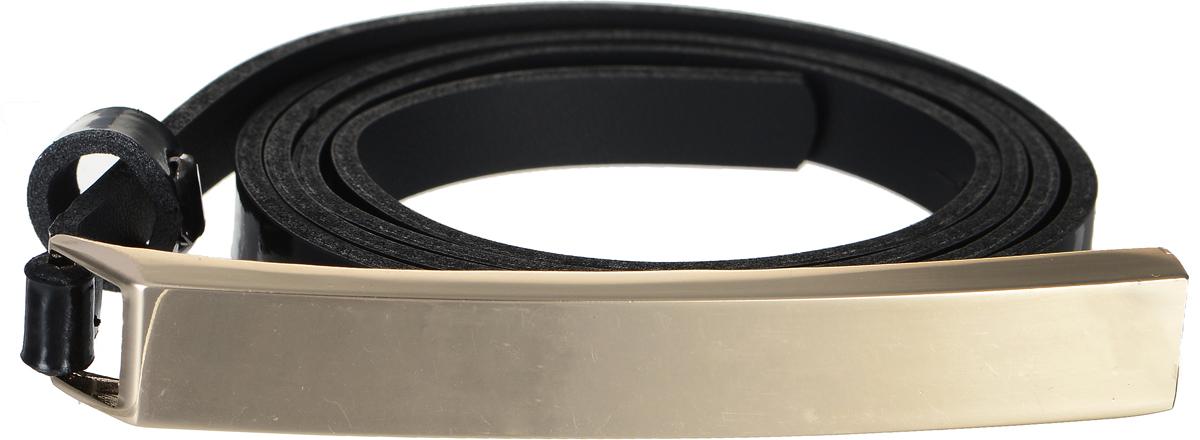 Ремень4413-25/7zЭлегантный тонкий ремень Vittorio Richi выполнен из высококачественной лакированной экокожи. Пряжка, выполненная из металла, позволит легко и быстро зафиксировать ремень и отрегулировать его длину. Уважаемые клиенты! Обращаем ваше внимание на тот факт, что размер ремня, доступный для заказа, является его длиной.