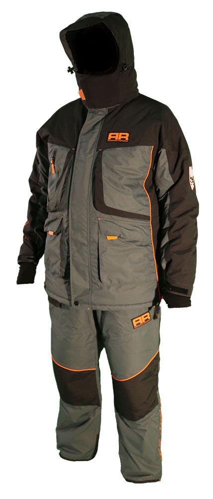 Костюм рыболовныйRover -25Температурный режим костюма -25 градусов, комфорт при этом обеспечивается за счет инновационного слоя утепления. На куртке имеются два накладных боковых кармана, для размещения полезных вещей и согревания рук. Куртка: Проклеенные швы Специальная конструкция подкладки с зонами, улучшающими отвод влаги Капюшон крепится с помощью замка - молнии Ветрозащитная юбка Удобные карманы внутри и снаружи Теплый карман для мобильного телефона Эластичные неопреновые манжеты Боковые шлицы на молнии Подкладка из флиса Светоотражающие нашивки безопасности Полукомбинезон: Регулируемые лямки Подкладка из флиса Усиление материала в области колен и седалища Внутренние снегозащитные гетры Материал: Водонепроницаемость 7000мм Дышащая способность материала: 10000г/м3/24 час Утеплитель: 200г/м2