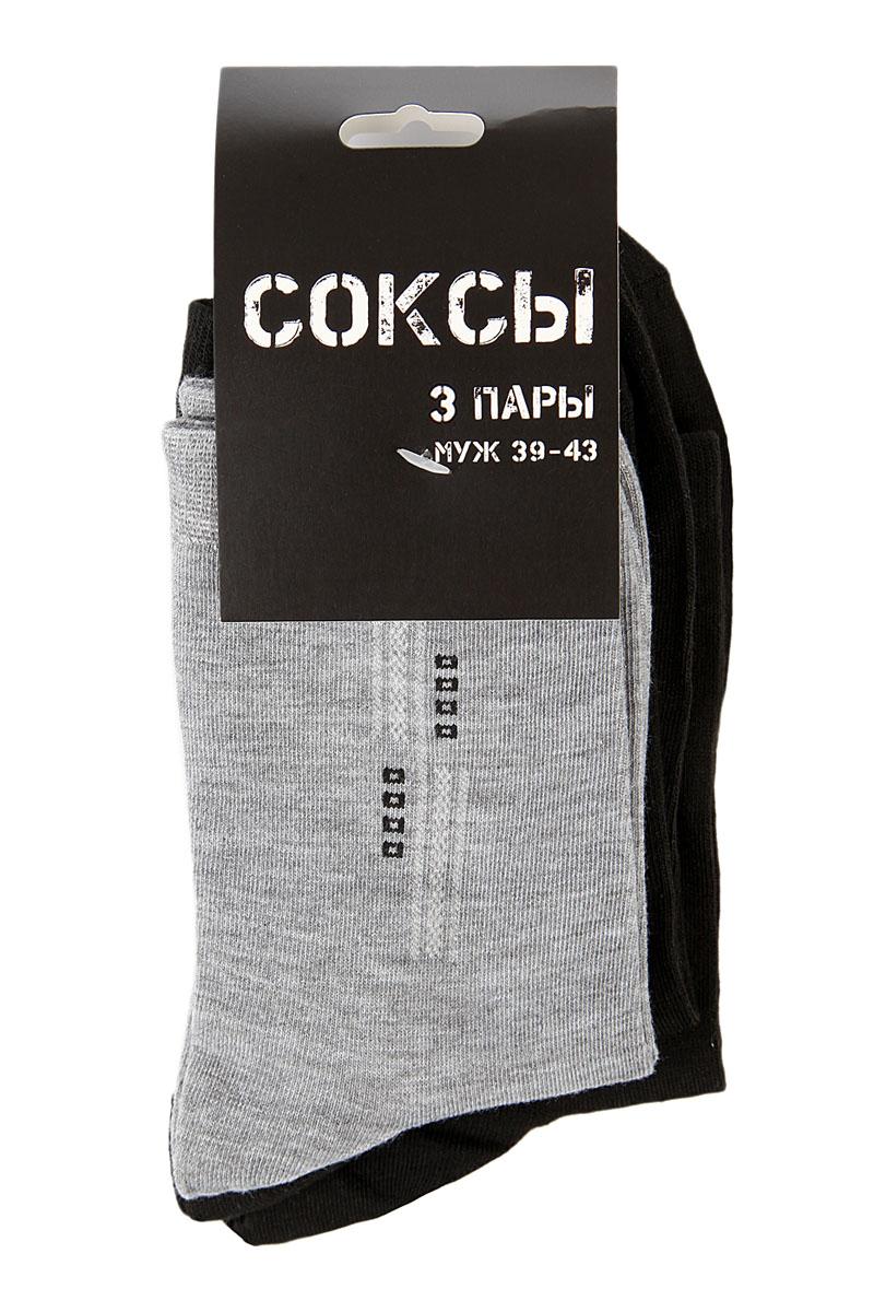 012Носки Соксы изготовлены из полиэстера с добавлением эластана, комфортных при носке. Эластичная резинка плотно облегает ногу, не сдавливая ее, обеспечивая комфорт и удобство.